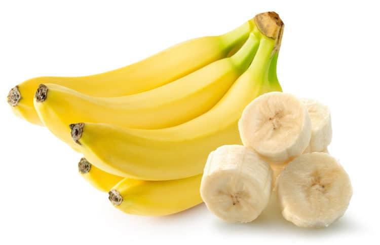 Chuối là một trong những loại trái cây giảm cân