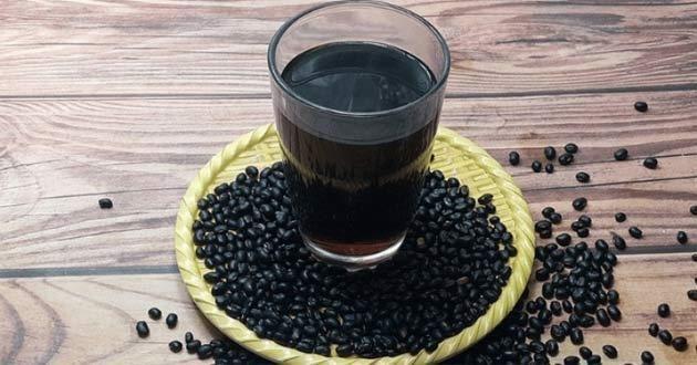 cách uống nước đậu đen giảm cân