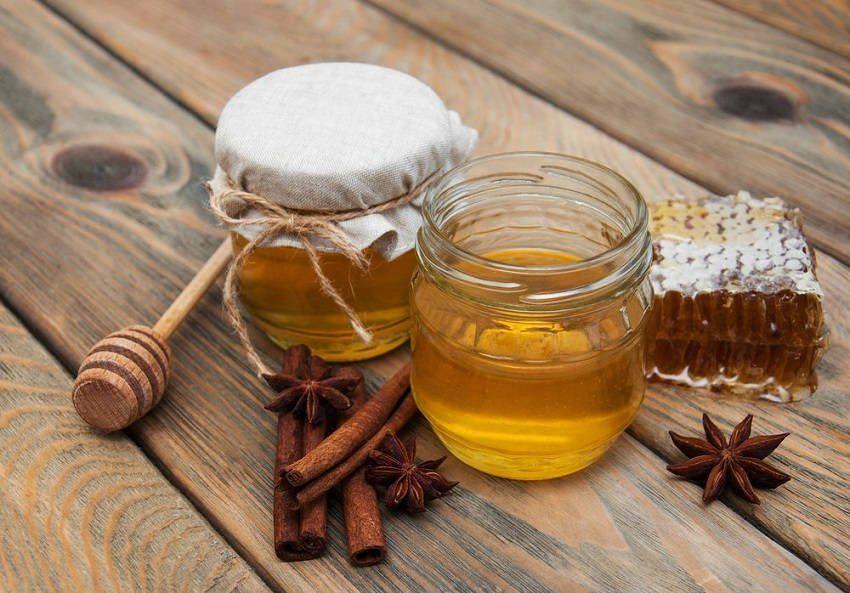 giảm cân bằng bột quế và mật ong