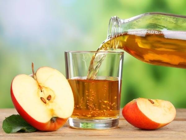 giảm cân bằng giấm táo và mật ong