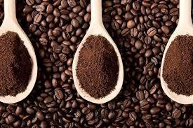 tẩy tế bào chết da mặt bằng cà phê