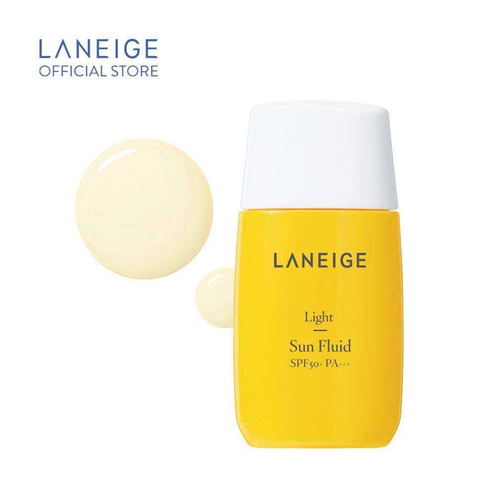 kem chống nắng không cồn Laneige Sun Fluid Light